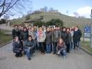 Drei-Tagesausflug nach Rothenburg ob der Tauber im März 2013